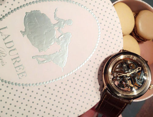 Tourbillon volant et squelettage s'allient chez Manufacture Royale